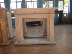 cheap simple marble mantelpiece