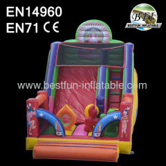 Custom Indian Inflatable Slide