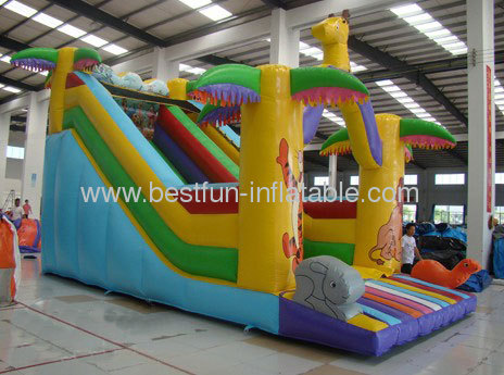 Commercial Safari Slide For Sale