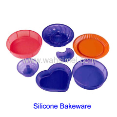Promotional custome silicone bakeware