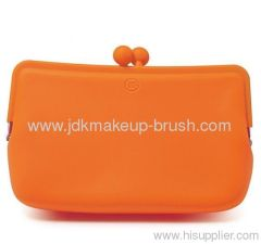 Silicon Cosmetic bag supplier