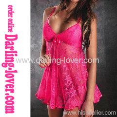 Fashion Sexy Pink Corset