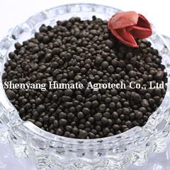 Nitrogen Fertilizer Humic Acid Compound Granule Fertilizer