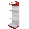metal&acrylic supermarket equipment display layers rack stands