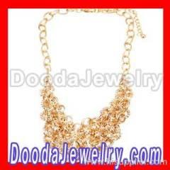 2013 ladies swarovski crystal chunky necklace