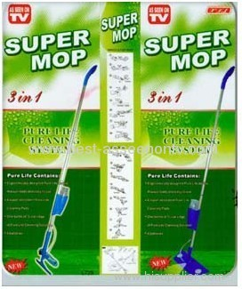 super mop spray water cleaner as seen on tv
