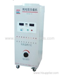 Loading Machine for power cord test