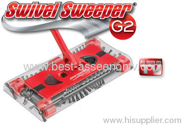 New Swivel Sweeper G2 /magci sweeper G2 cordless sweeper mop
