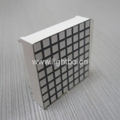 led matrix 8x8 square dots bicolor; 8 x 8 square dot matrix;