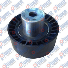 978M6M250AA F8CZ6M250AA 1038384 Tensioner Pulley for FORD