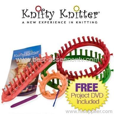 Sams Knifty Knitting as seen on tv
