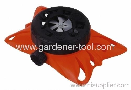 Garden Water Sprinkler As Yard Irrigation Sprinkler
