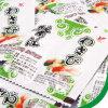 wasabi sachet 3g ang soy sauce sachet 3g