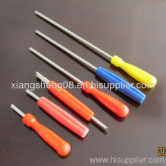 standard valve core screwdriver