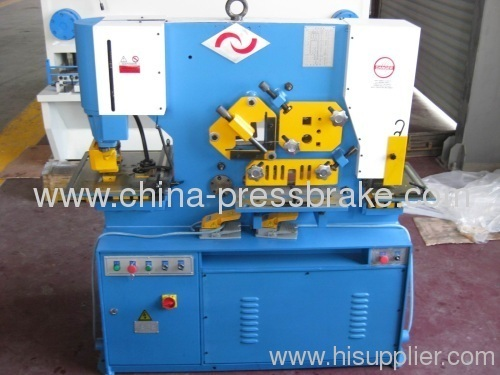 hydraulic channel cutting machine