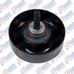 93BB-19A216-AD 93BB19A216AD 6727884 7158445 Tensioner Pulley