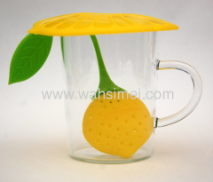 Silicone Tea Infuser Set