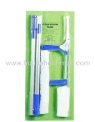 Window Cleaning Squeegee Set