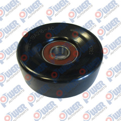 1L2E19A216AC 1L2Z8678AB 1029558 Tensioner Pulley for FORD