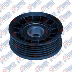 12555424 88909589 Tensioner Pulley for FORD USA CHEVROLET