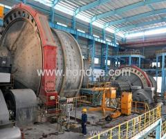 φ 9.31x4.15 autogenous grinding mill
