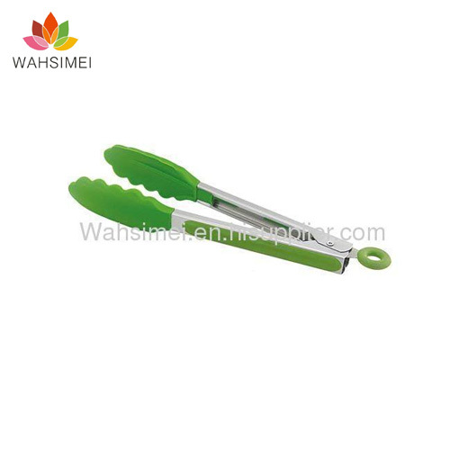 Hot selling silicone tongs
