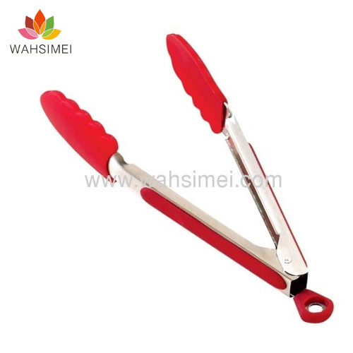 silicone tongs for kitchenware