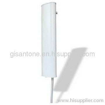 824-896MHz CDMA Sector Panel Antenna With 90 Horizontal Degree 16dBi High Gain MIMO Dual Polarization