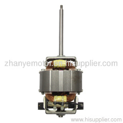 single phase universal motor