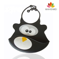 The most popular design and cheapest Silicone baby bibs