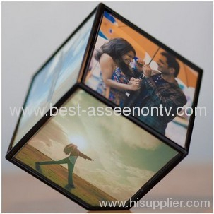 Rotating Photo Cube As Seen On TV