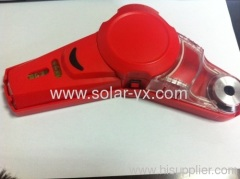 Drill Dust Collector With Laser Level