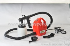 paint zoom new paint sprayer pro red color