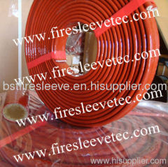 Braided Fiberglass Heat Sleeve