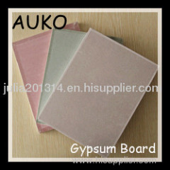 Plaster Board Rhino Board From China Manufacturer Auko
