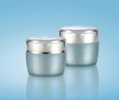 Acrylic cream jar cosmetic package 2013 new products