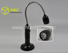 led table lamp with magnetic stand base