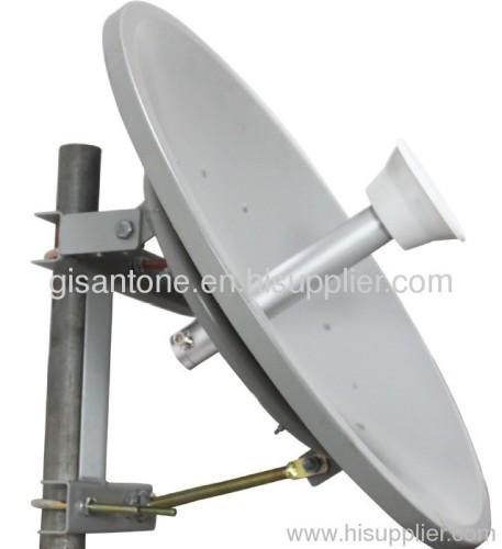 5150-5850MHz Dual Polarization Parabolic Dish Antenna 35dBi MIMO Parabolic Antenna