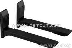 audio wall mount holder 20 kg loading
