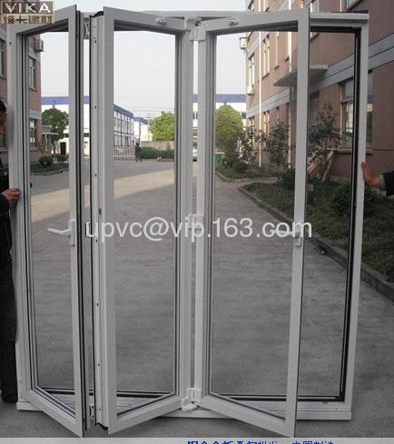 Big Folding Glass Doors From China Manufacturer Wuxi Vika Building