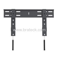 Fixed TV wall mount bracket
