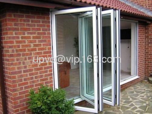 Balcony Patio Bi Fold Door From China Manufacturer Wuxi Vika