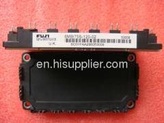 6M BI75S-120-02 IGBT Module Fuji Electric