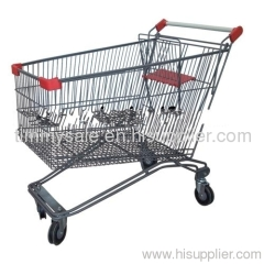2013 New Hot Australian style supermarket shopping cart /handcart trucks