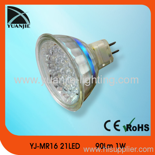 21led 1w cheap led lamp