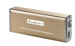 Power bank 9000MAH for iphone ipad tablet nokia blackberry