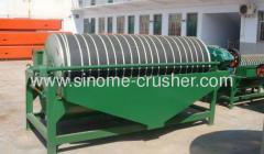 Wet Magnetic Separator Beneficiation use