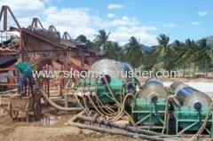 Beneficiation Combined Magnetic Separator