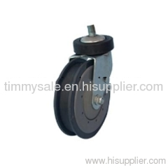 supermarket trolley wheels,shopping carts casters,store wheel high quality.