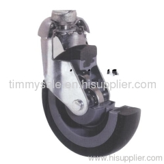 supermarket plastic caster wheel shopping equipments,trolleys casters